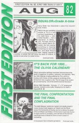 First Comics's First Edition Issue # 82