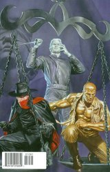 Dynamite Entertainment's Justice Inc Issue # 1k