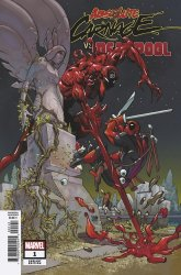 Marvel Comics's Absolute Carnage vs Deadpool Issue # 1d
