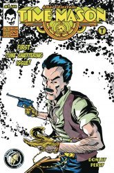 Action Lab Entertainment's Albert Einstein: Time Mason Issue # 1b