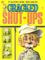 Major Magazines's Cracked: Shut-Ups Issue # 1