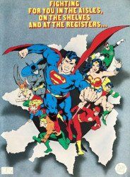 DC Comics's Super Powers Collection Issue nn