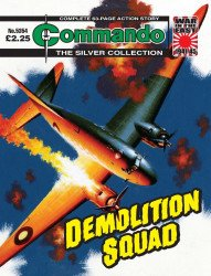 D.C. Thomson & Co.'s Commando: For Action and Adventure Issue # 5354