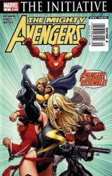 Marvel Comics's Mighty Avengers Issue # 1c