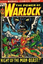 Marvel Comics's Warlock Issue # 1
