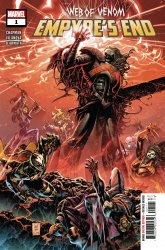 Marvel Comics's Web of Venom: Empyre's End Issue # 1