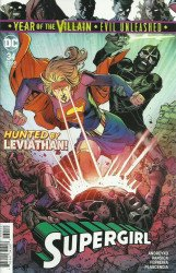 DC Comics's Supergirl Issue # 34