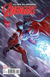 Marvel's All-New All-Different Avengers Issue # 12c