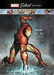 Marvel Comics's Iron Man: Extremis - Marvel Select Hard Cover # 1