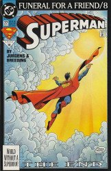 DC Comics's Superman Issue # 77