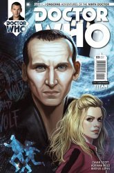 Titan Comics's Doctor Who: 9th Doctor Issue # 3c
