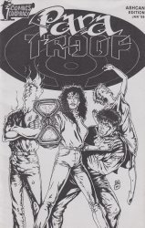 Comics Conspiracy's Para Troop Issue ashcan
