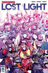 IDW Publishing's Transformers: Lost Light Issue # 25