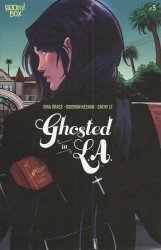 BOOM! Studios's Ghosted in LA Issue # 5b