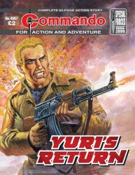 D.C. Thomson & Co.'s Commando: For Action and Adventure Issue # 4957