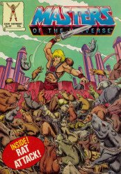 London Editions Magazines's Masters of the Universe Issue # 60