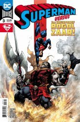 DC Comics's Superman Issue # 3