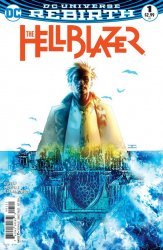 DC Comics's Hellblazer Issue # 1b