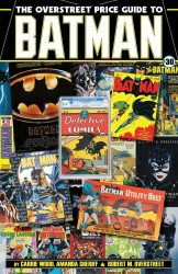 Gemstone Publishing's Overstreet Price Guide To Batman Soft Cover # 1