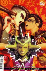DC Comics's Teen Titans Issue # 34b