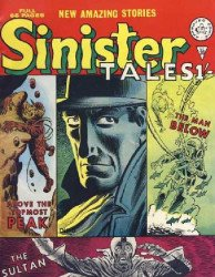 Alan Class & Company's Sinister Tales Issue # 30