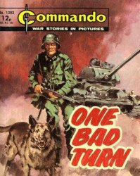 D.C. Thomson & Co.'s Commando: War Stories in Pictures Issue # 1393