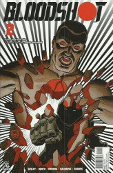 Valiant Entertainment's Bloodshot Issue # 2b
