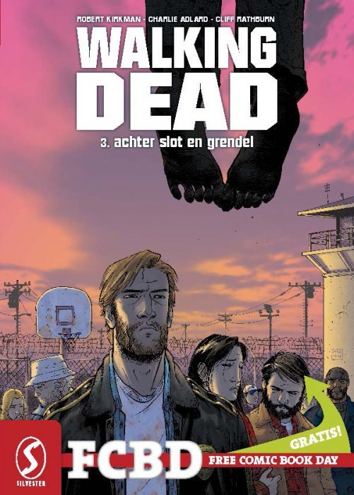 the walking dead issue 125 cbr s