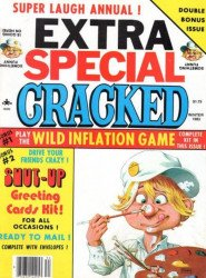 Major Magazines's Extra Special Cracked Issue # 7