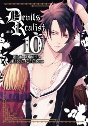 Seven Seas Entertainment's Devils and Realist Soft Cover # 10