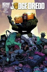IDW Publishing's Judge Dredd Issue # 7