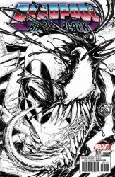 Marvel's Deadpool: Back in Black Issue # 1 krs b