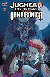 Archie Comics Group's Jughead The Hunger Versus Vampironica Issue # 3