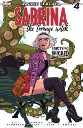 Archie Comics Group's Sabrina the Teenage Witch: Something Wicked Issue # 4c