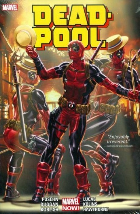 Deadpool the Complete Collection 4 Brian; Duggan Paperback by Posehn Gerry...
