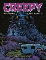 Dark Horse Comics's Creepy: Dark Horse Archives Hard Cover # 29