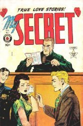 Superior Comics's My Secret Issue # 1