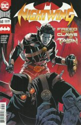 DC Comics's Nightwing Issue # 68