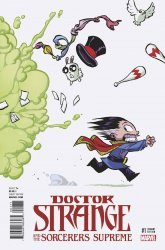 Marvel's Doctor Strange and The Sorcerers Supreme Issue # 1g