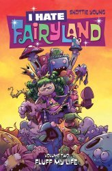 Image Comics's I Hate Fairyland TPB # 2