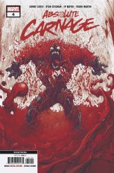 Marvel Comics's Absolute Carnage Issue # 4 - 2nd print