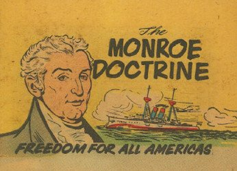 Vital Publications's Monroe Doctrine: Freedom for All Americans Issue nn