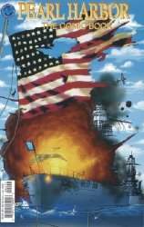 Antarctic Press's Pearl Harbor: The Comic Book Issue # 2