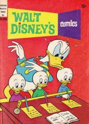 W.G.(Wogan)Publications's Walt Disney's Comics Issue # 309