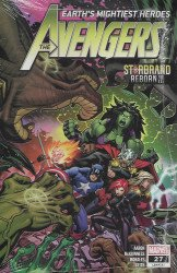 Marvel Comics's Avengers Issue # 27walmart