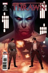 Marvel Comics's Star Wars: Thrawn Issue # 5