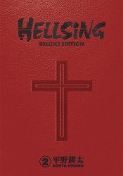 Dark Horse Comics's Hellsing Hard Cover # 2