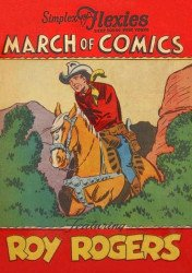 Western Printing Co.'s March of Comics Issue # 62e
