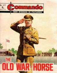 D.C. Thomson & Co.'s Commando: War Stories in Pictures Issue # 1217
