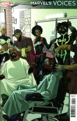 Marvel Comics's Marvel's Voices Issue # 1b
